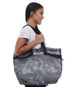 Hinano Tahiti Combat Grey Large Mesh bag