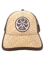 HIC Fiji Dot-Brown Men's Hat