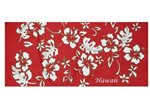 Hilo Hattie Classic Hibiscus Pareo  Red Beach Towel