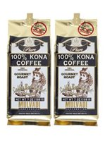 MULVADI 100% Kona Coffee  [7oz x 2 pack]