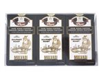 MULVADI 100% Kona Coffee  [3pk Gift Set Instant Freeze Dried ]