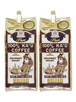 MULVADI 100% Kau Coffee  [7oz x 2 pack]