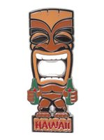 Tiki Bottle Opener with Magnet