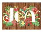 Island Heritage Joy and Aloha Box Christmas Cards Supreme 12 cards & 13 envelopes