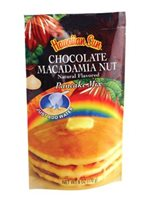 Hawaiian Sun Chocolate Macadamia Pancake Mix
