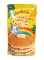 Hawaiian Sun Banana Macadamia Nut Pancake Mix