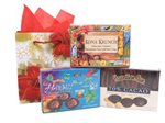 [Limited Edition] Hawaiian Sun Chocolate Covered Macadamia Nut Holiday Gift Set