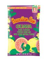 Hawaiian Sun Guava  Powder Fruit Drink Mix