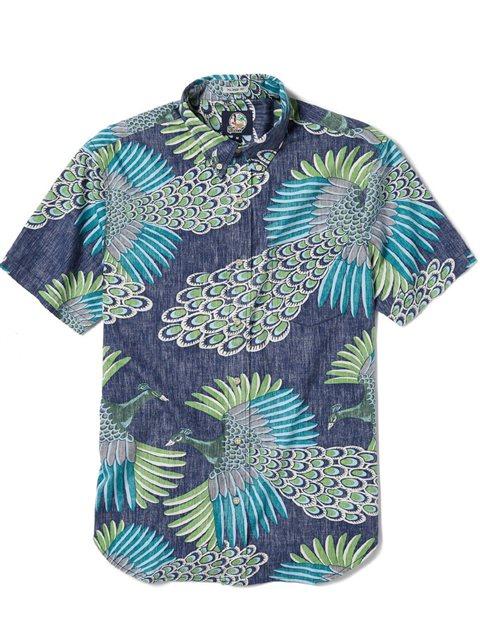 Ukulele Island Dream Hawaiian Shirt