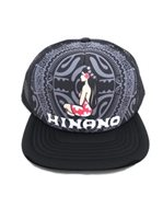 Hinano Tahiti Omeria Black Men's Hat