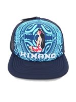 Hinano Tahiti Omeria Navy Men's Hat
