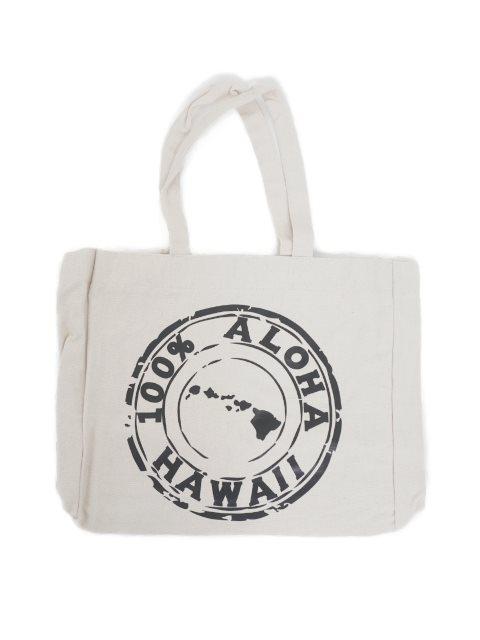 3bac55ab09 Hawaii Canvas 100% Aloha Bag