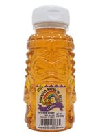 Hawaiian Rainbow Bees Lehua 9oz Honey Tiki  Bottle