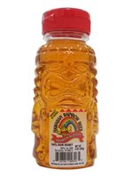 Hawaiian Rainbow Bees Rainbow Blossom 9oz Honey Tiki  Bottle
