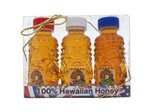 Hawaiian Rainbow Bees RB/Mac/Lehua Sampler Pack Honey Tiki