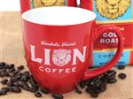 Lion Coffee New Lion Two Tone Bistro Cup