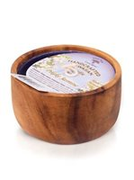 Island Soap & Candle Works Monkeypod wood candle [Pikake Jasmine]