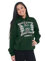 UH Big H Forest Unisex Pullover Hoodie