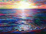 David Friedman Waikiki Sunset Wall Art