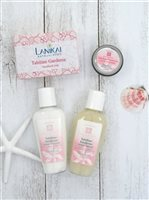Lanikai Bath and Body Lanikai Tropical Floral Set [Tahitian Gardenia]