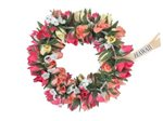 Tropical Double Rose Bud Headband (Haku Lei)