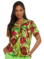 [Spring 2018] Jams World Anthurium Print Top