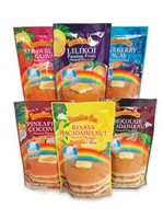 Hawaiian Sun 3 pack Pancake Mix 3 flavors of your choice