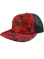 Hinano Tahiti Hoanui Red Men's Hat