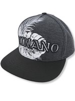 Hinano Tahiti Mokoa Black Men's Hat