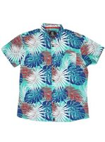 Hinano Tahiti Siona Florida Keys Men's Hawaiian Shirt