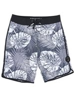 Hinano Tahiti Sila Grey Men's Board Shorts