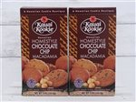 Kauai Kookie Chocolate Chip Macadamia 5 oz x 2 Boxes Homestyle Cookie