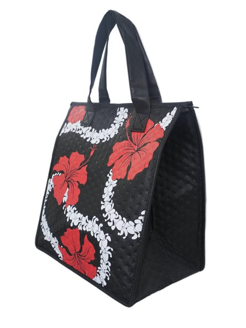 In The Sky Black Medium Hot Cold Bag Alohaoutlet
