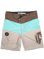 Hinano Tahiti Leie Tobacco Men's Board Shorts