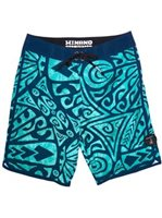 Hinano Tahiti Ika Florida Keys Men's Board Shorts