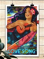 Kat Reeder Midnight Love Song Poster