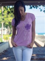 Hinano Tahiti Geneva Purple Women's T-Shirt
