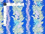 Plumeria Lei Royal	 Poly Cotton LW-18-623