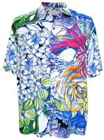 [Cruise 2019] Jams World Grandiflora Men's Hawaiian Shirt