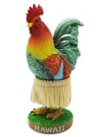 KC Hawaii Hawaii Chicken Mini Dashboard Doll