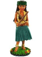 KC Hawaii Poili Pilialoha Mini Dashboard Doll