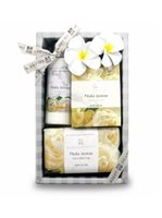 Island Bath & Body Gift Set [Pikake Jasmine]