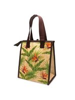 Island Heritage Bird of Paradise Insulated Lunch Bag
