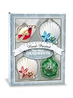 Island Heritage Ocean Holiday Mini Collectible Ornament Set