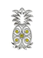 Island Heritage Pineapple Jewel Ornament