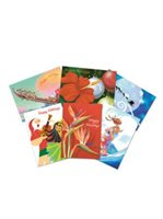 Island Heritage Assorted Pack #7 Value Pack Christmas Card 24 cards
