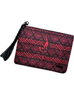 Hinano Tahiti Breanne Red Clutch Bag