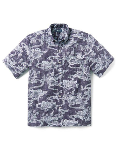 Midnight Lei Hawaiian T Shirt for Men & Women