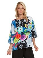 Jams World Tropical Love Belle Top