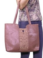 Hinano Tahiti Private Brown Tote Shoulder bag